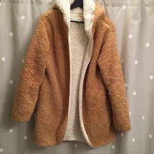 Urban | Fleece Teddy Coat